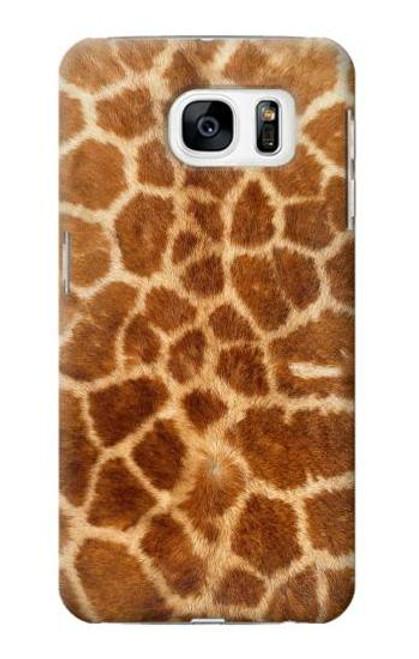 S0422 Giraffe Skin Case For Samsung Galaxy S7