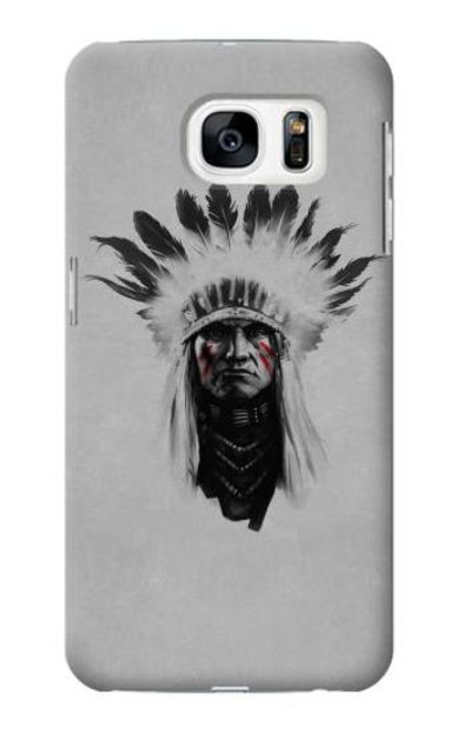 S0451 Indian Chief Case For Samsung Galaxy S7