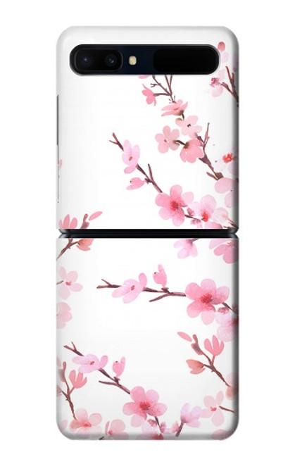 S3707 Pink Cherry Blossom Spring Flower Case For Samsung Galaxy Z Flip 5G