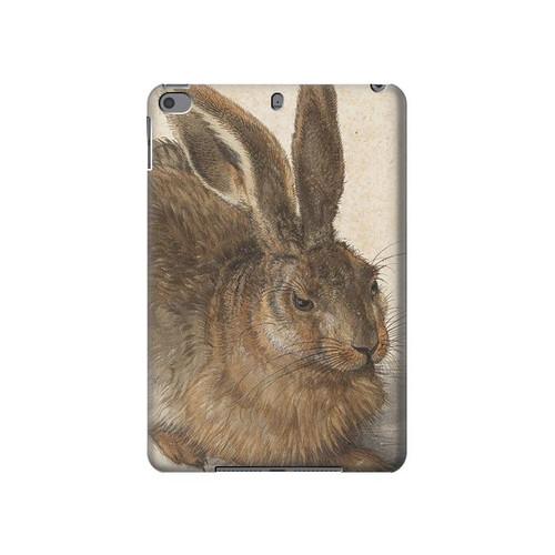 S3781 Albrecht Durer Young Hare Hard Case For iPad mini 4, iPad mini 5, iPad mini 5 (2019)