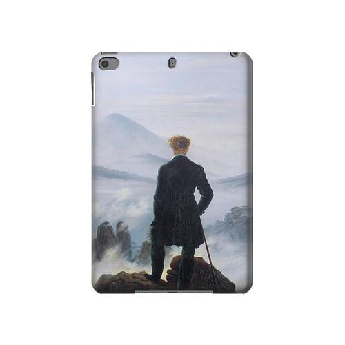 S3789 Wanderer above the Sea of Fog Hard Case For iPad mini 4, iPad mini 5, iPad mini 5 (2019)