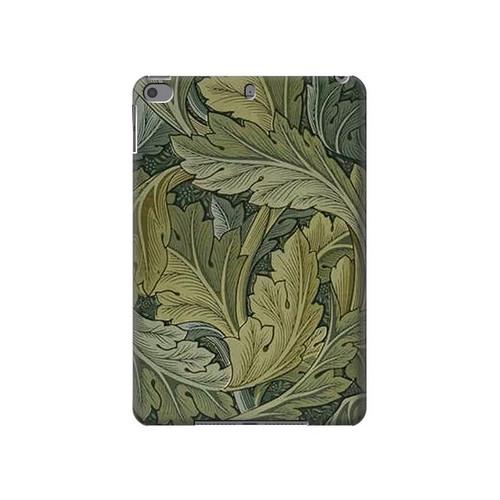 S3790 William Morris Acanthus Leaves Hard Case For iPad mini 4, iPad mini 5, iPad mini 5 (2019)