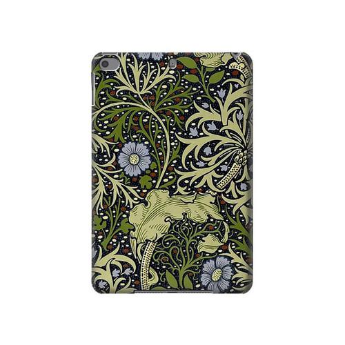 S3792 William Morris Hard Case For iPad mini 4, iPad mini 5, iPad mini 5 (2019)