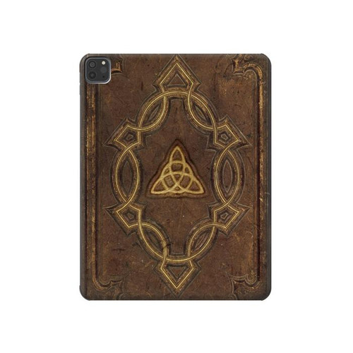 S3219 Spell Book Cover Hard Case For iPad Pro 11 (2018,2020), iPad Air 4 (2020), iPad Air (2020)