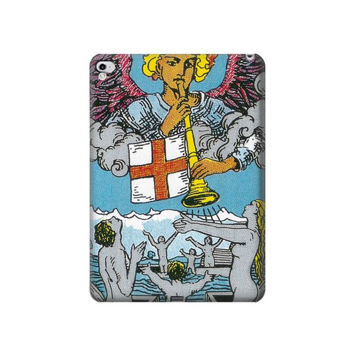 S3743 Tarot Card The Judgement Hard Case For iPad Pro 12.9 (2015,2017)