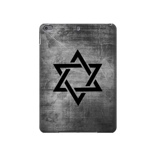 S3107 Judaism Star of David Symbol Hard Case For iPad Air 3, iPad Pro 10.5, iPad 10.2 (2019,2020)