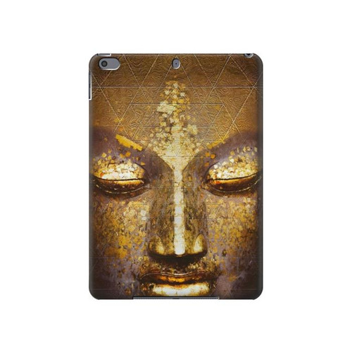 S3189 Magical Yantra Buddha Face Hard Case For iPad Air 3, iPad Pro 10.5, iPad 10.2 (2019,2020)