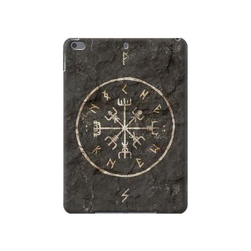 S3413 Norse Ancient Viking Symbol Hard Case For iPad Air 3, iPad Pro 10.5, iPad 10.2 (2019,2020)