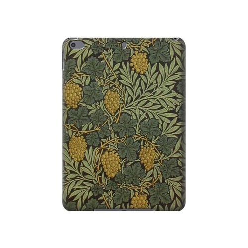 S3662 William Morris Vine Pattern Hard Case For iPad Air 3, iPad Pro 10.5, iPad 10.2 (2019,2020)