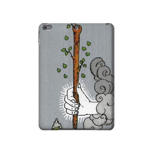 S3723 Tarot Card Age of Wands Hard Case For iPad Air 3, iPad Pro 10.5, iPad 10.2 (2019,2020)