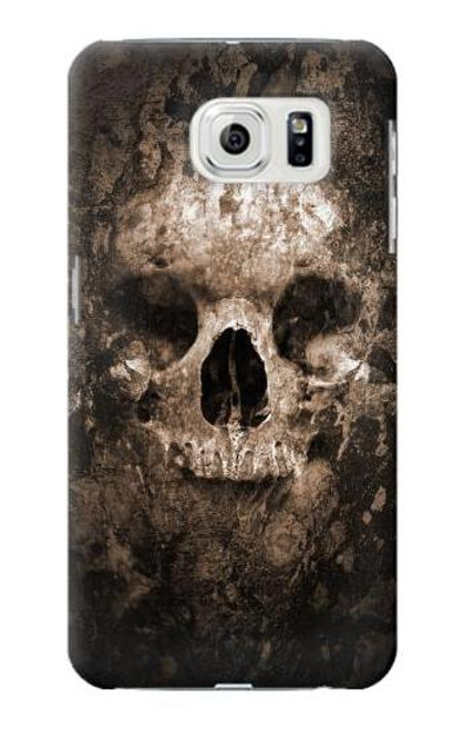 S0552 Skull Case For Samsung Galaxy S7 Edge