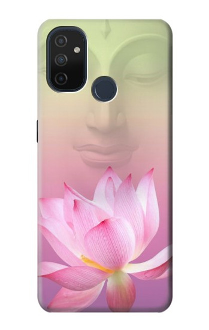 S3511 Lotus flower Buddhism Case For OnePlus Nord N100