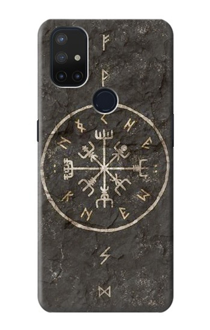 S3413 Norse Ancient Viking Symbol Case For OnePlus Nord N10 5G