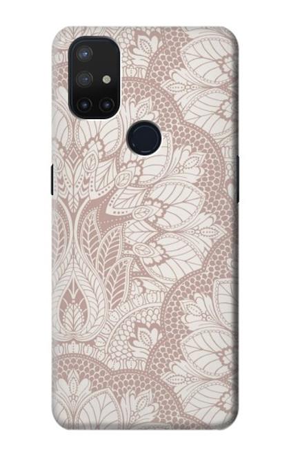 S3580 Mandal Line Art Case For OnePlus Nord N10 5G