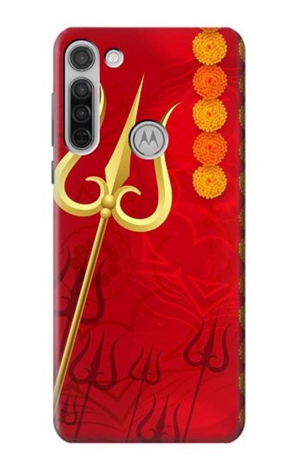 S3788 Shiv Trishul Case For Motorola Moto G8