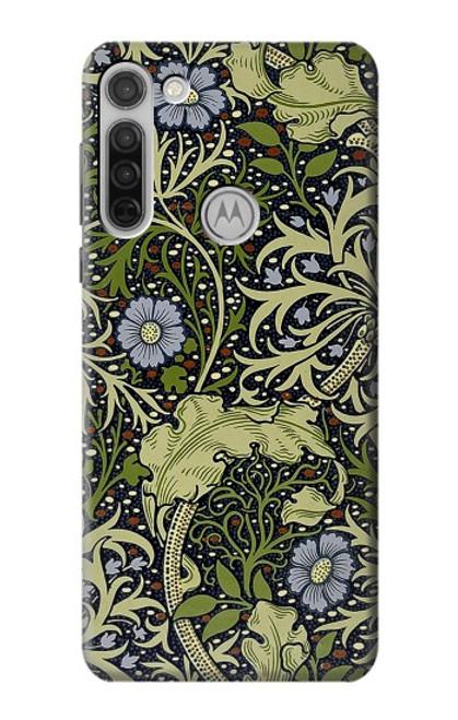 S3792 William Morris Case For Motorola Moto G8