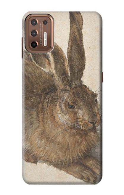S3781 Albrecht Durer Young Hare Case For Motorola Moto G9 Plus
