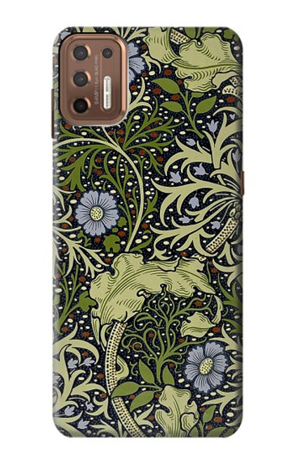 S3792 William Morris Case For Motorola Moto G9 Plus