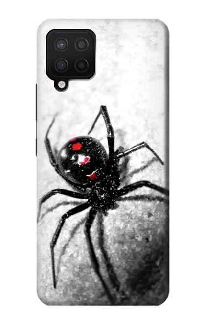 S2386 Black Widow Spider Case For Samsung Galaxy A42 5G