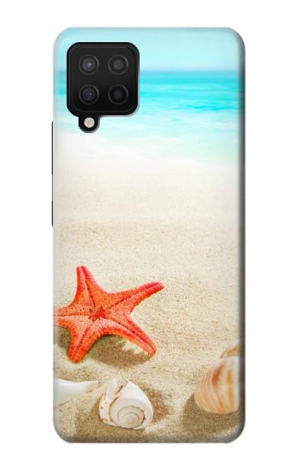 S3212 Sea Shells Starfish Beach Case For Samsung Galaxy A42 5G