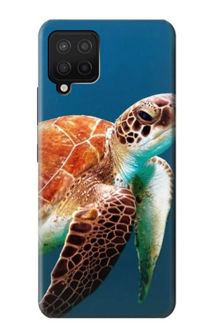S3497 Green Sea Turtle Case For Samsung Galaxy A42 5G