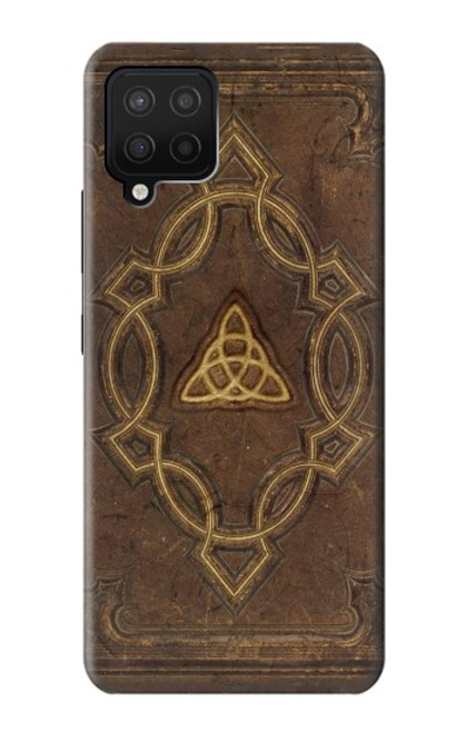 S3219 Spell Book Cover Case For Samsung Galaxy A12