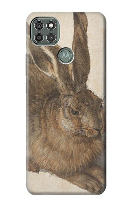S3781 Albrecht Durer Young Hare Case For Motorola Moto G9 Power