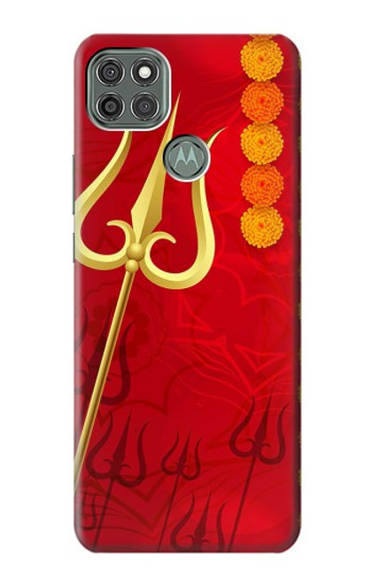 S3788 Shiv Trishul Case For Motorola Moto G9 Power