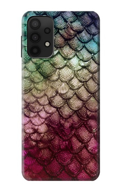 S3539 Mermaid Fish Scale Case For Samsung Galaxy A32 5G
