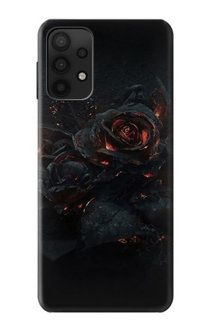 S3672 Burned Rose Case For Samsung Galaxy A32 5G