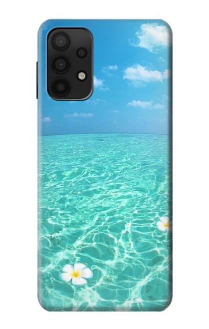 S3720 Summer Ocean Beach Case For Samsung Galaxy A32 5G