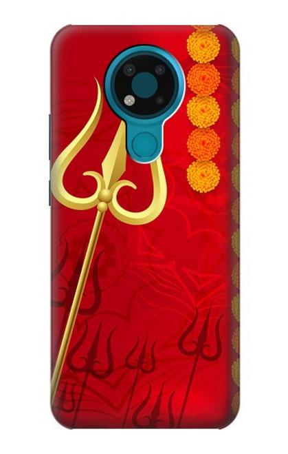 S3788 Shiv Trishul Case For Nokia 3.4