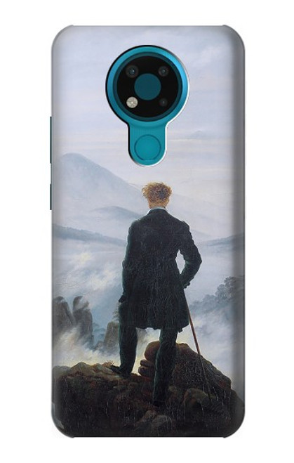 S3789 Wanderer above the Sea of Fog Case For Nokia 3.4