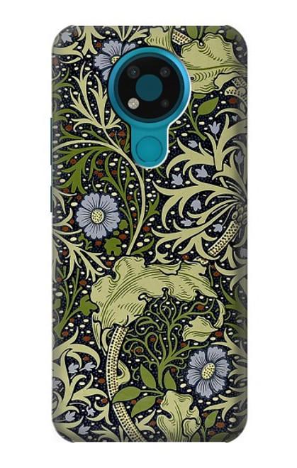 S3792 William Morris Case For Nokia 3.4