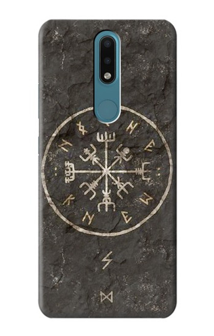 S3413 Norse Ancient Viking Symbol Case For Nokia 2.4
