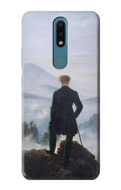 S3789 Wanderer above the Sea of Fog Case For Nokia 2.4