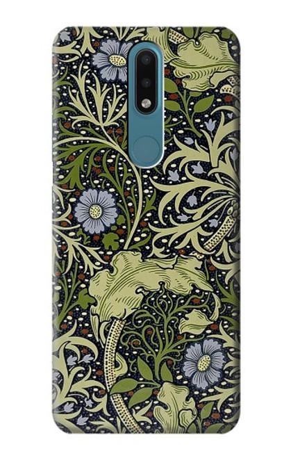 S3792 William Morris Case For Nokia 2.4