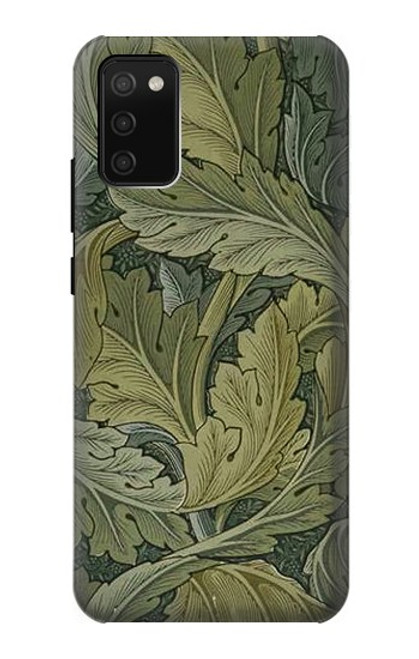 S3790 William Morris Acanthus Leaves Case For Samsung Galaxy A02s, Galaxy M02s