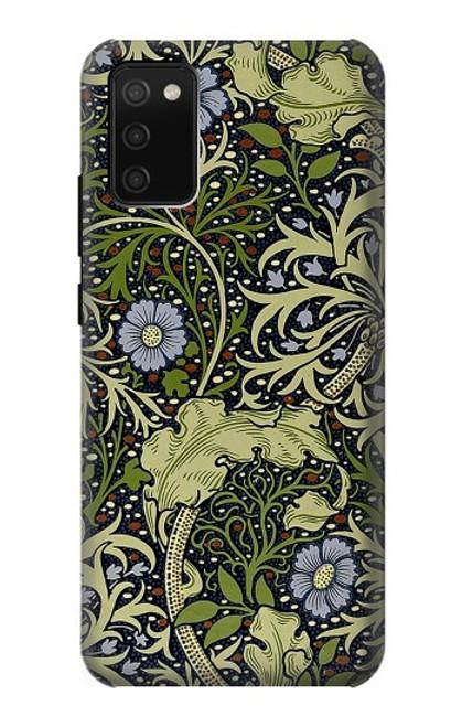 S3792 William Morris Case For Samsung Galaxy A02s, Galaxy M02s