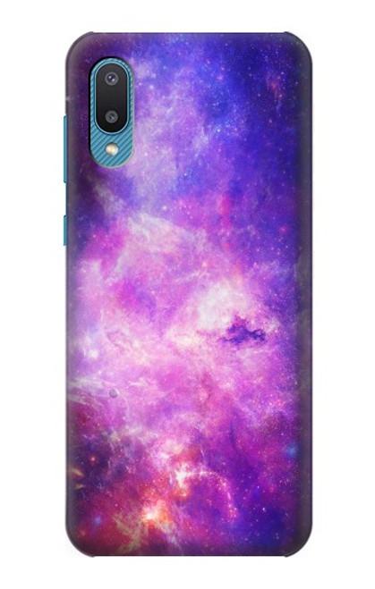 S2207 Milky Way Galaxy Case For Samsung Galaxy A02, Galaxy M02