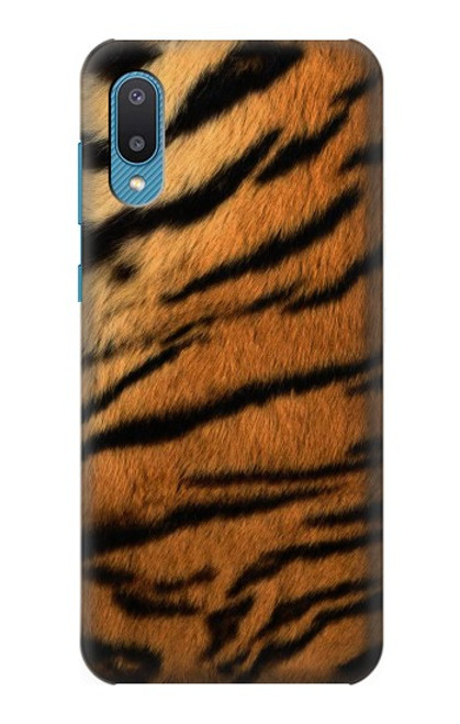 S2962 Tiger Stripes Graphic Printed Case For Samsung Galaxy A02, Galaxy M02