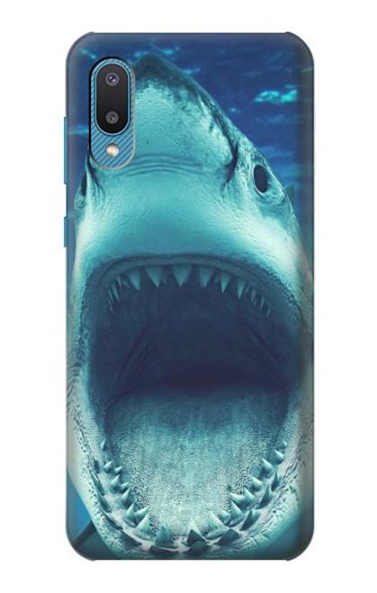 S3548 Tiger Shark Case For Samsung Galaxy A02, Galaxy M02