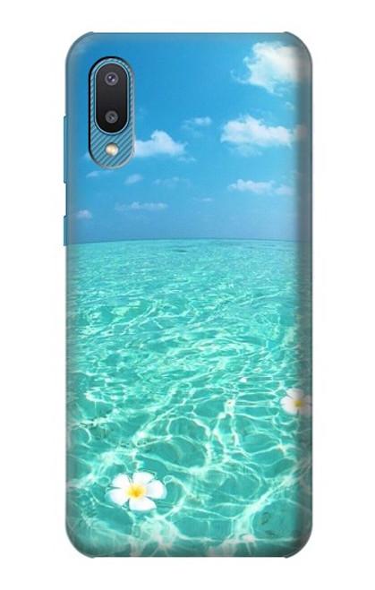 S3720 Summer Ocean Beach Case For Samsung Galaxy A02, Galaxy M02