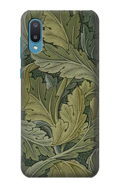 S3790 William Morris Acanthus Leaves Case For Samsung Galaxy A02, Galaxy M02