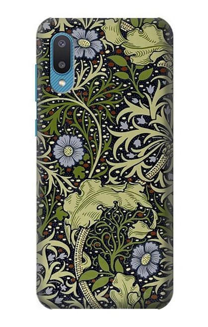 S3792 William Morris Case For Samsung Galaxy A02, Galaxy M02