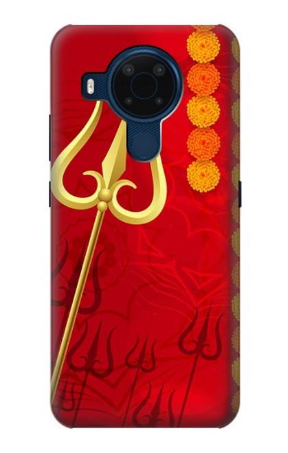 S3788 Shiv Trishul Case For Nokia 5.4