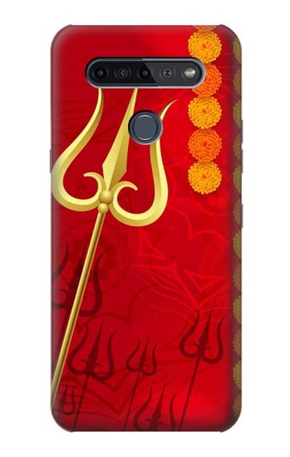 S3788 Shiv Trishul Case For LG K51S