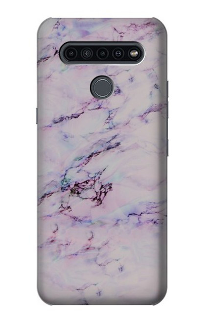 S3215 Seamless Pink Marble Case For LG K41S