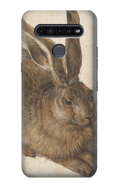 S3781 Albrecht Durer Young Hare Case For LG K41S