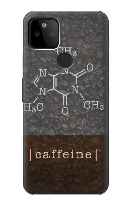 S3475 Caffeine Molecular Case For Google Pixel 5A 5G